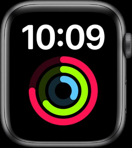Apple Watch 表盘与功能,系统自带有多少种表盘