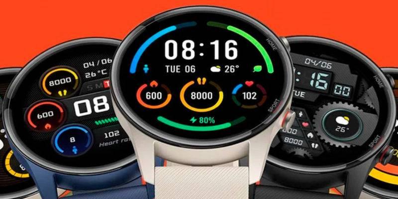 小米发布带有血氧检测功能的Mi Watch Color变体