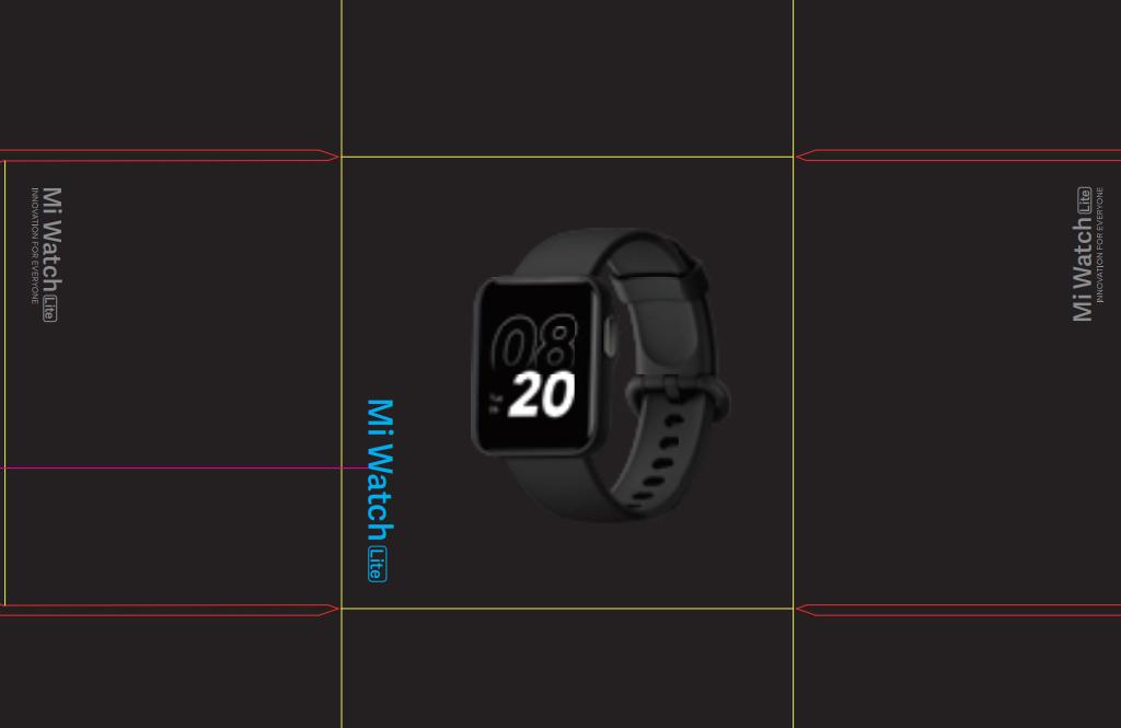 屏幕较小的Mi Watch Lite通过FCC