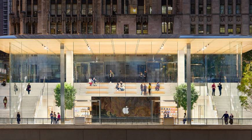 这是Apple Store在全球重新开放和关闭的地方