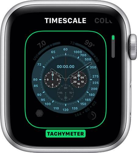 如何在Apple Watch上自定义表盘