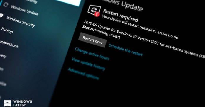 Windows 10 KB4589212发行并提供了英特尔微码修复