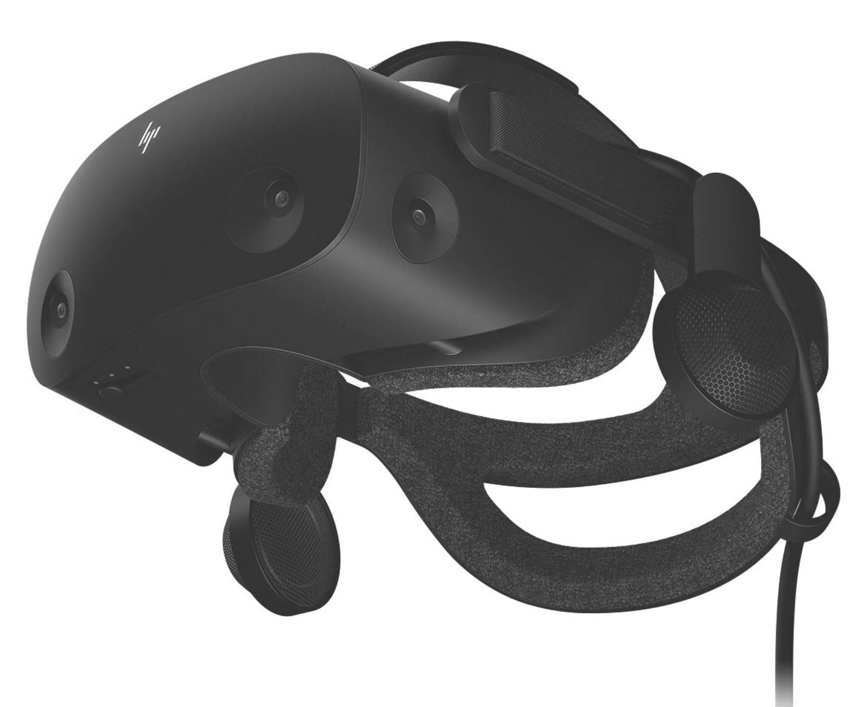HP Reverb G2高分辨率VR耳机现已发售,售价599.99美元