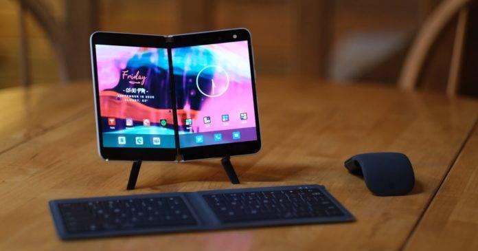 Surface Duo手机软件更新可改善相机图像质量                                                                                                                                                                                                                                                                                                                                                                                                                                                                                                                                                                                                                                                                                                                                                                                                                                                                                                                                                                                                                                                                                                                                                                                               Surface Duo手机软件更新可改善相机图像质量