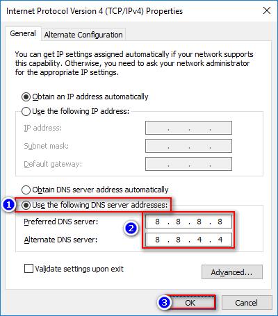 """如何修复Google Chrome中的""""解析主机""""错误?"""