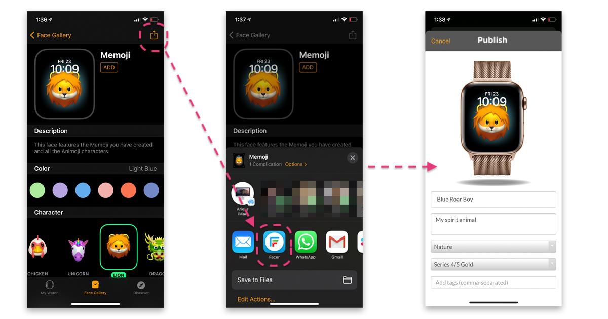 下载这个APP让你的Apple Watch表盘面孔不一样,多数为免费!