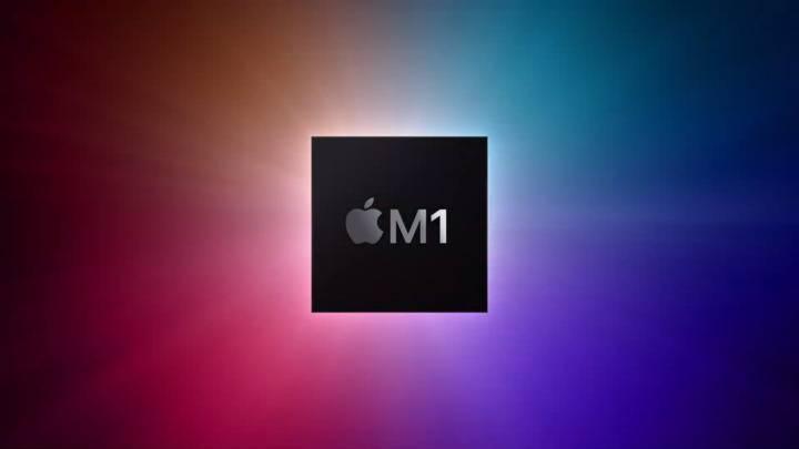 苹果宣布M1作为首款Mac Apple CPU芯片
