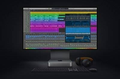 M1 Macs能够使用DisplayPort适配器运行多达六个外部显示器