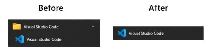 微软测试Windows 10开始菜单,注册表编辑器的细微调整