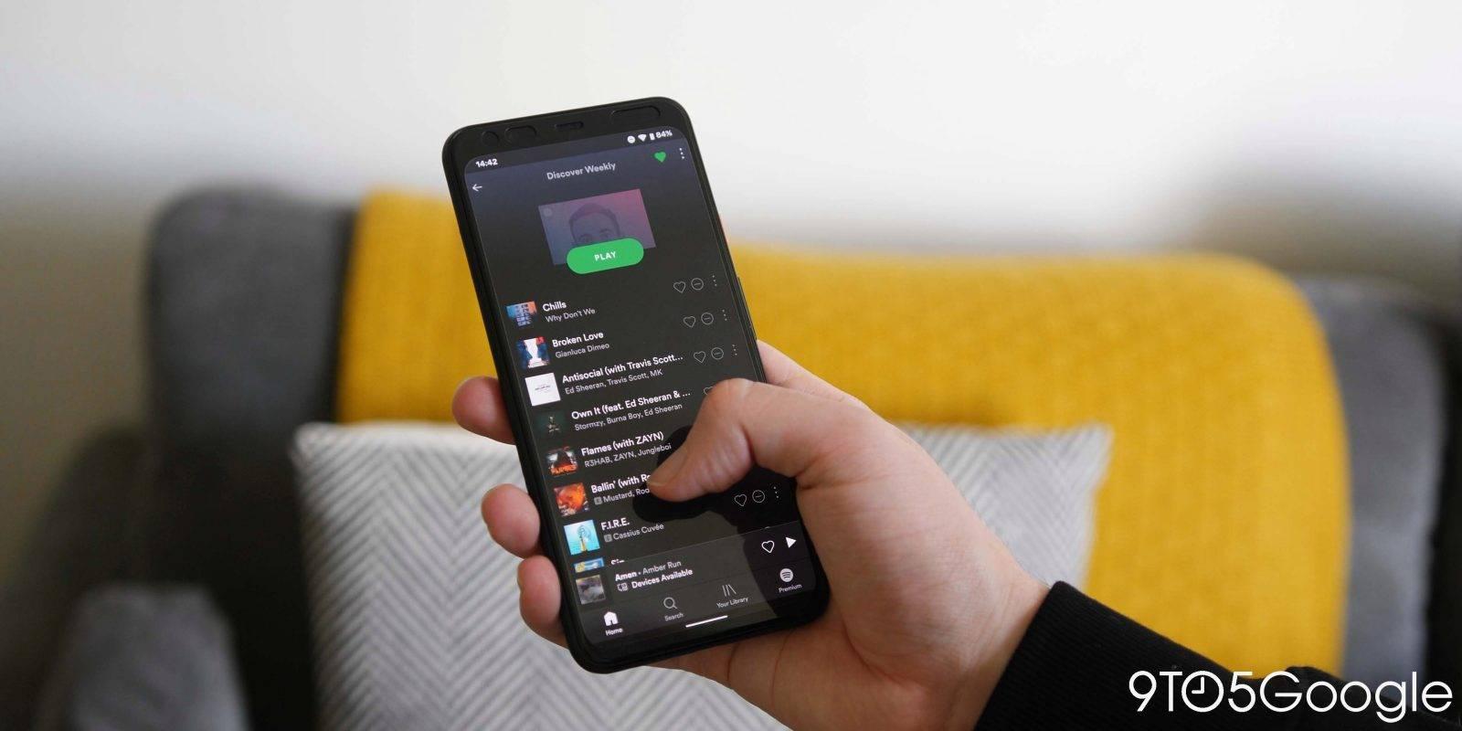 您现在可以从Android和iOS为Spotify播放列表设置自定义封面图片