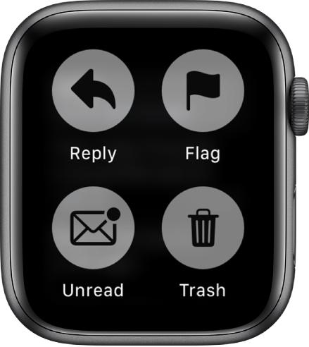 如何在Apple Watch上将电子邮件标记为已读或未读