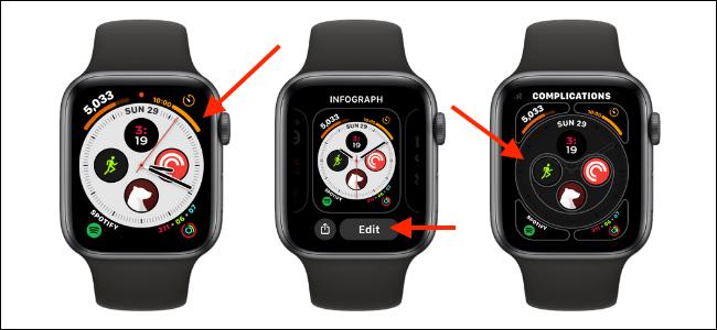 如何在Apple Watch上为表盘增加复杂功能