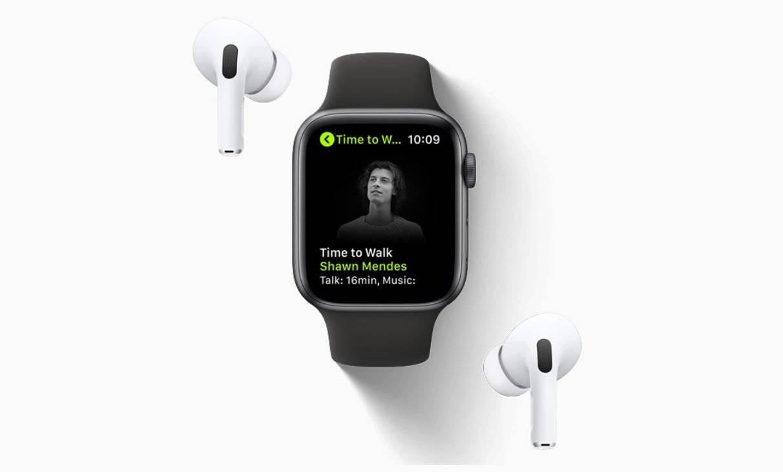 苹果宣布为Fitness +订户推出新的步行时间功能