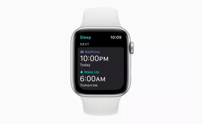 如何使用Apple Watch追踪睡眠