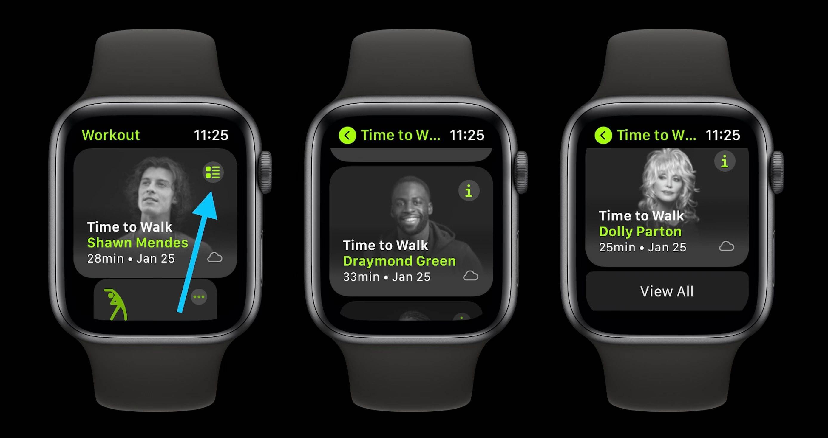 Apple Watch Fitness +功能怎么用行走时间?如何使用行走时间