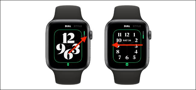 如何在Apple Watch上自定义表盘外观