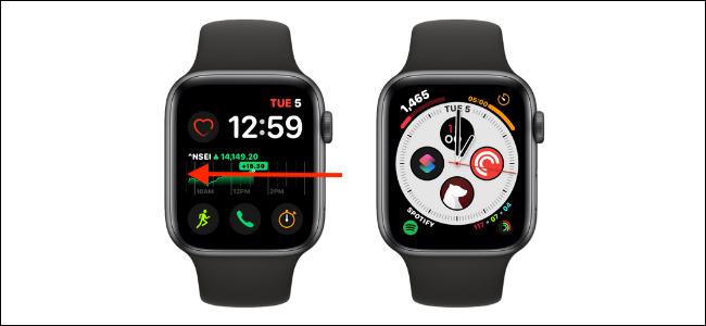 如何在Apple Watch上更改表盘
