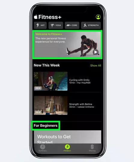 如何设置Apple Fitness Plus:您需要了解的一切