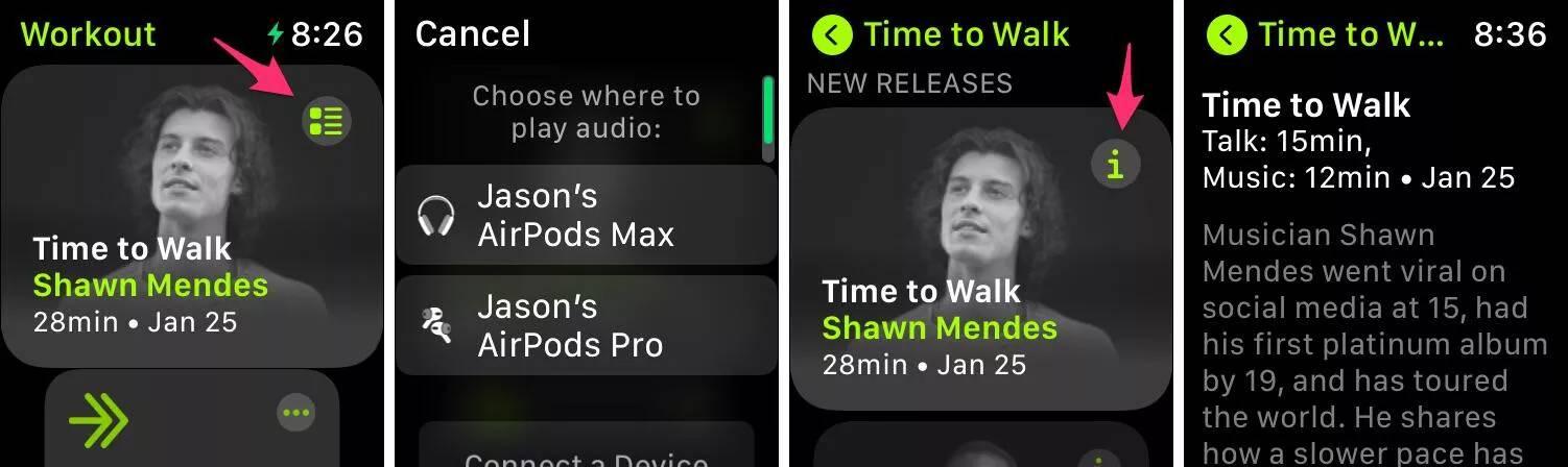如何开始使用Apple的新Fitness Fitness Plus锻炼时间