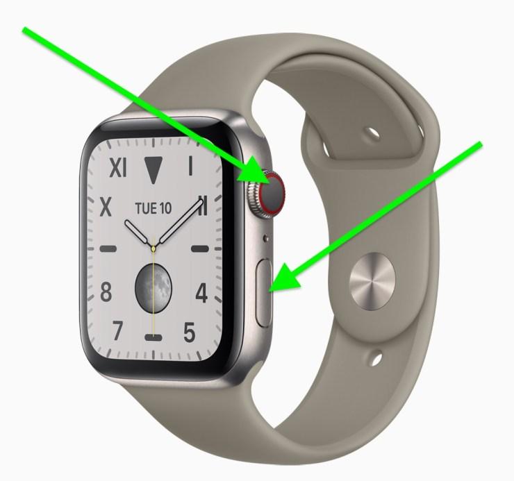 如何强制重启或硬重置Apple Watch