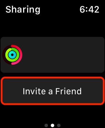 如何与朋友共享(和停止共享)Apple Watch活动