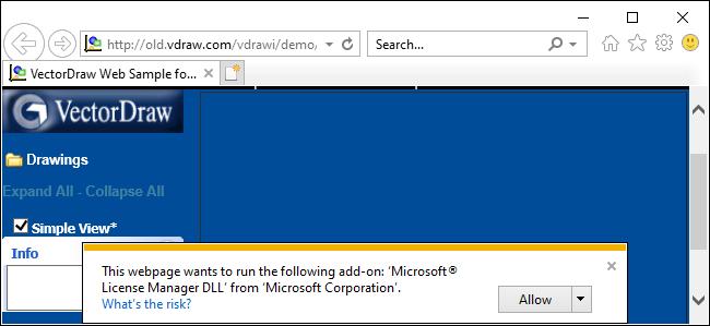 记住ActiveX控件,这是Web的最大错误