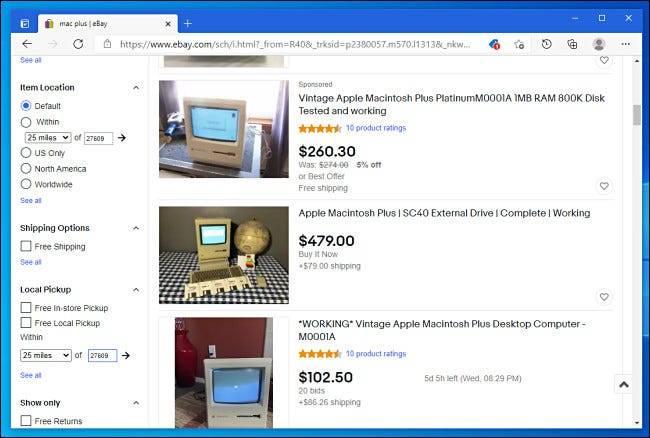 购买老式计算机的最佳方法是什么?