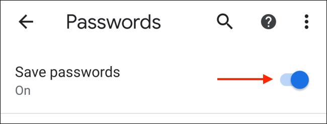 """如何在Chrome中关闭烦人的""""保存密码""""弹出窗口"""