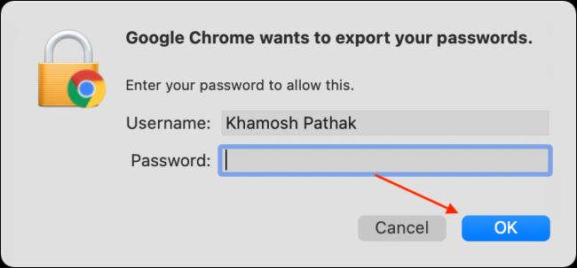 如何在Chrome中导出和删除已保存的密码