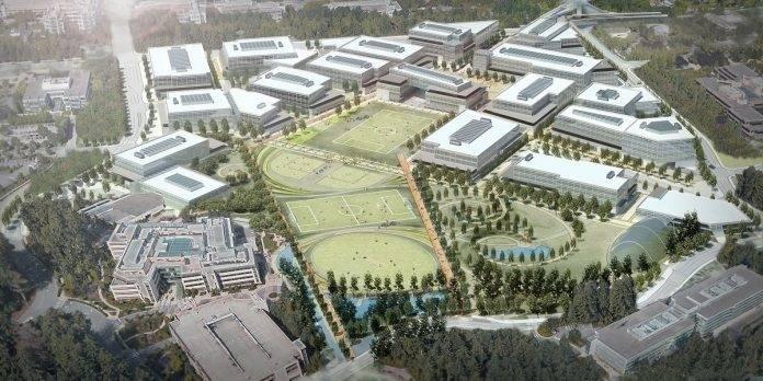 Microsoft详细介绍了Redmond校园重建背后的惊人数字