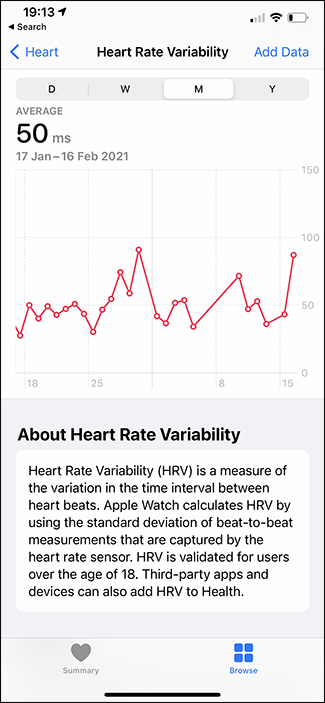 什么是Apple Watch上的心率变异性(HRV)?为何如此重要?