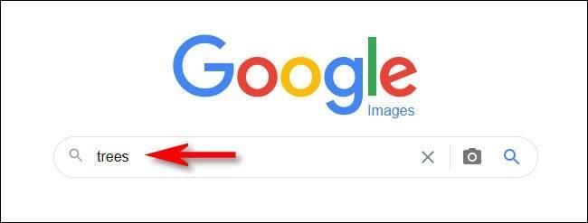 如何按颜色过滤Google图片搜索结果