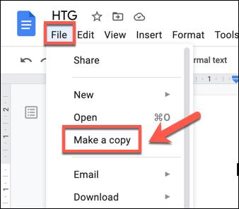 如何删除Google文档中的版本历史记录