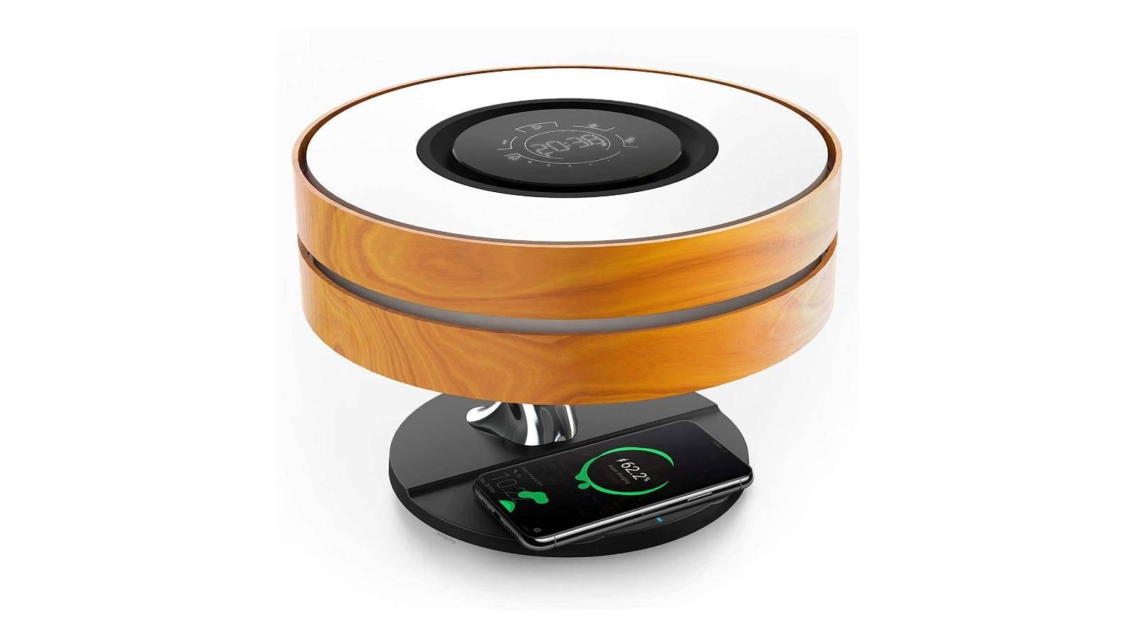 内置无线充电器的4种最佳台灯
