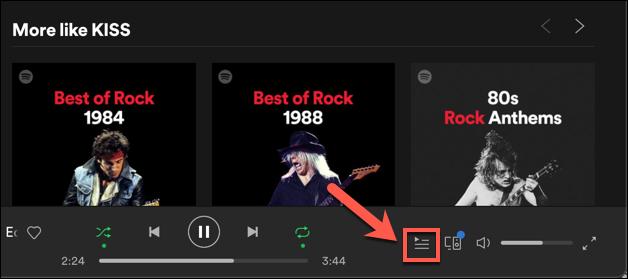 如何在Spotify上清除队列