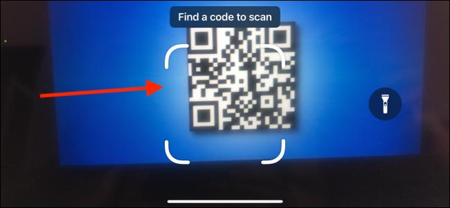 如何从控制中心在iPhone上快速扫描QR码
