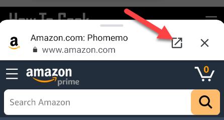 在Android版Chrome浏览器中打开链接之前,如何先查看链接