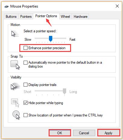 如何解决Windows 10上鼠标跳动的问题[5解决方案]