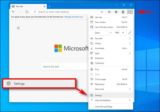 如何在Microsoft Edge中使用垂直选项卡
