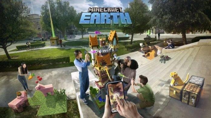 在Microsoft准备Minecraft地球关闭时,AR游戏失败了吗?