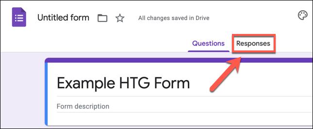 如何限制Google表单中的回复