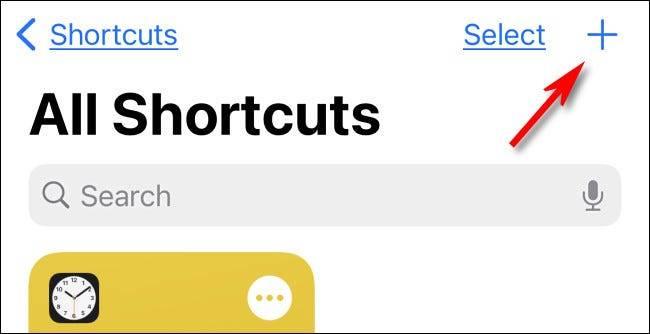 """如何在iPhone上制作""""回家""""指示快捷方式"""