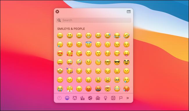 如何禁用Mac键盘的Emoji快捷方式