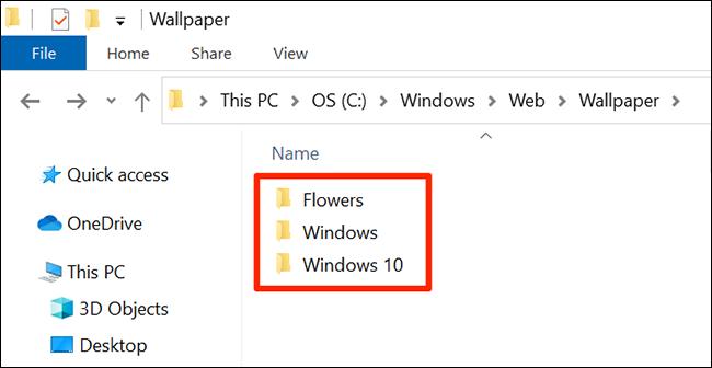 如何在不激活的情况下更改Windows 10的墙纸