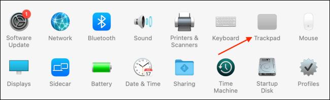 如何在Mac上更改触控板或鼠标的跟踪速度