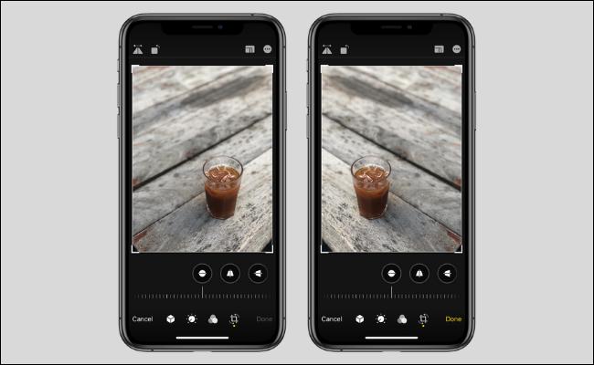 如何在iPhone和iPad上翻转或镜像照片和图像