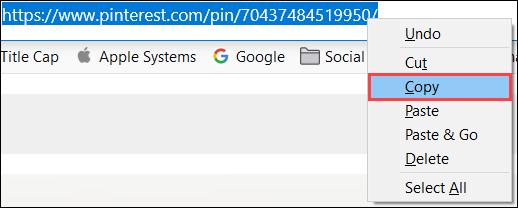 如何在OneNote或Word for Web中嵌入Pinterest引脚