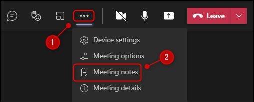 什么是Microsoft团队会议记录,以及如何使用它们?