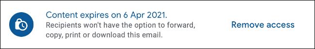 如何在Gmail中发送机密电子邮件