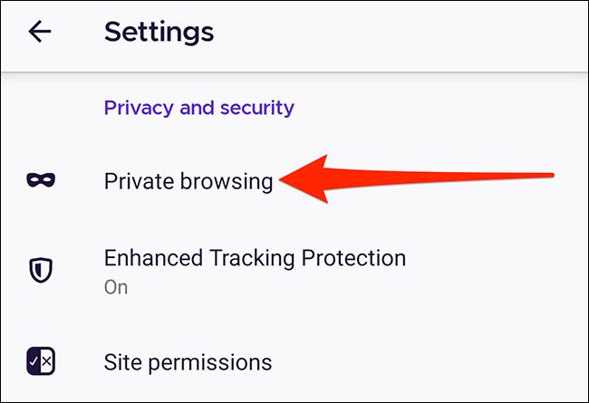 如何在Android上的Chrome和Firefox隐身标签页中截取屏幕截图